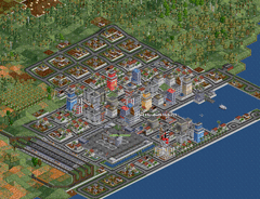 The idyllic scenery of South Africa in its better times. The Africa scenario, which is included with the game, is highly detailed and sure to pose a challenge due to the scarcity of industries.
