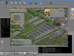 Just to show you the variaty of platforms OpenTTD runs on. It's not just Windows/Linux. The game runs on basically every platform that has an SDL implementation. There are even unofficial ports to the XBox, PDA's, PSP, etc.